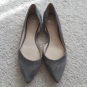 Marc Fisher | taupe MLSUNNY4 flats